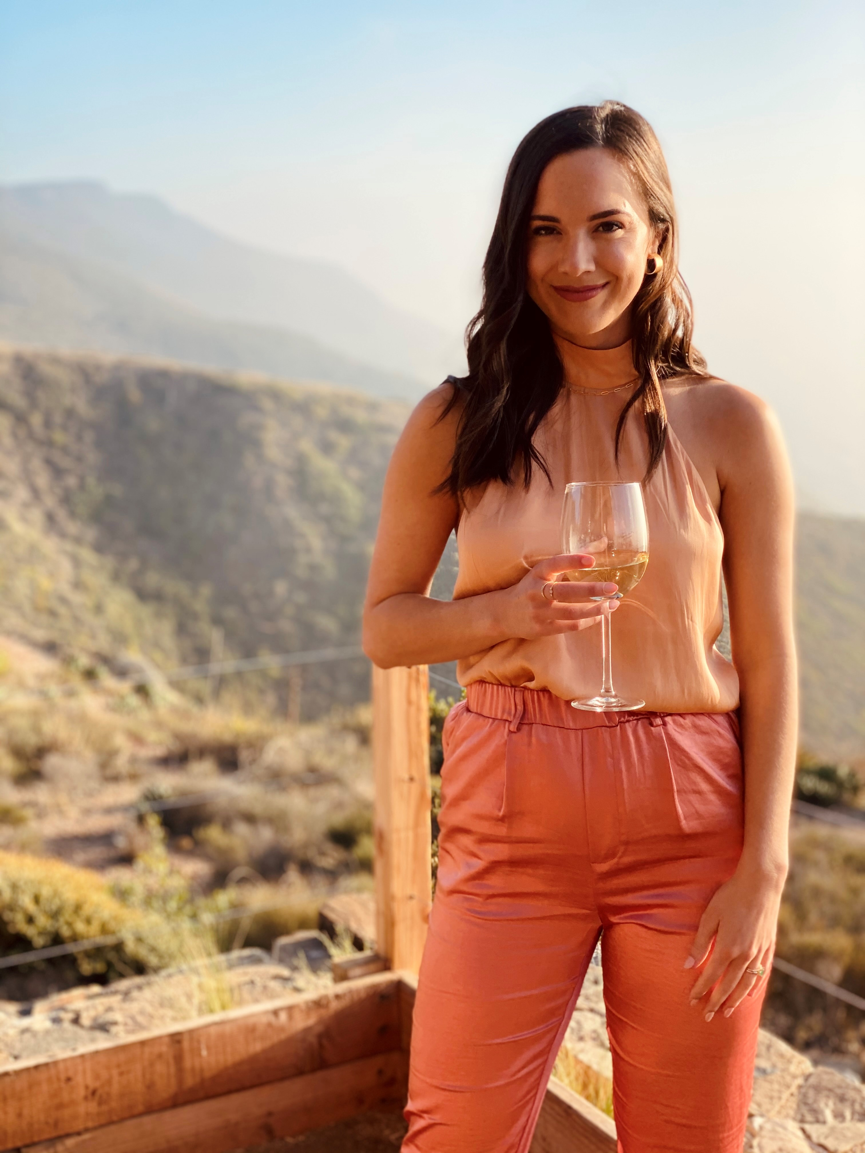Wineries Valle de Guadalupe Wine Tasting Outfits